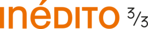 Inédito 3/3 Logo